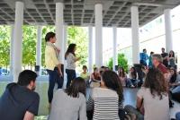 Celebración del Dia de la Danza en Ciencias de la Educación