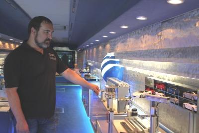 Una exposición itinerante de innovación tecnológica hace escala en Rabanales 21