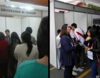 La Universidad de Córdoba ha presentado su oferta académica en ferias de Quito y Lima