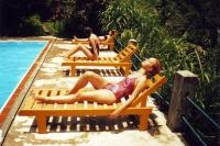Los protectores solares evitan los peligros de la radiación UV, aunque alguno de los filtros empleados pueden acumularse en el organismo