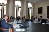 Reunión de la Comisión Permanente del ceiA3