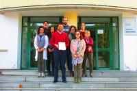 Certificación del grupo de investigación FQM-227 de Química Analític