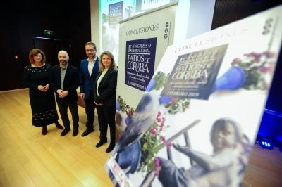 Jornada de presentación de las conclusiones del I Congreso Internacional 'Patios de Córdoba'