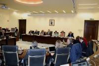Sesión de Consejo de Gobierno celebrada hoy