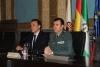 José Carlos Gómez Villamandos y Juan Carretero Lucena