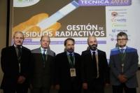 De izquierda a derecha: Juan Antonio Muñoz Sánchez, Javier Guerra, Luis Medina, Eugenio Domínguez, Juan Bros