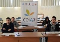 gresados asistentes a la videoconferencia desde Córdoba