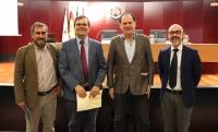 Inaugurada la 'III Jornada de Caza, Pesca y  Naturaleza: El conejo de monte' en Córdoba