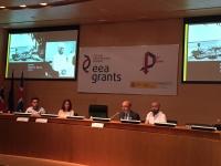 La Cátedra Intercultural asiste al evento 'Pequeñas ayudas para grandes ideas. Impulsando un desarrollo sostenible'