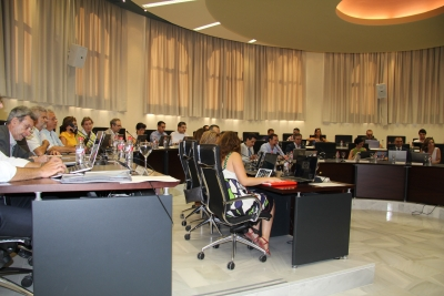 La Universidad de Córdoba adopta medidas de ayuda para los refugiados sirios (Resumen de la sesión ordinaria de 24/09/2015)