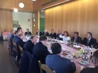 Un momento de la reunión celebrada en Sevilla