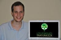 Jesús Cebrino, coordinador de 'Los porqués de la naturaleza'