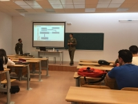Conferencia sobre PRL a cargo de expertos del Ejército