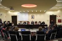 Sesión ordinaria de Consejo de Gobierno celebrada hoy