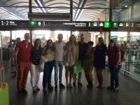 La expedición a sus salida de Córdoba con destino a Perú