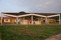 Ejemplo de una de las edificaciones en el África colonial
