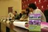 Un momento de la presentación del seminario