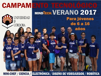 Nueva edición del Campus Tecnológico UCO-Mindtech 2017