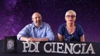 Los youtubers 'Enrique y Lumi' del Equipo de PDI Ciencia