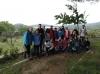 Foto de familia de los participantes en la jornada