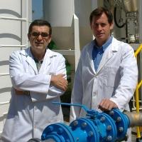 Diego Luna y Alejandro Posadillo, de Séneca Green Catalyst