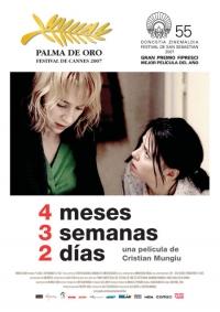 '4 meses, 3 semanas y  2 días' en el cine-fórum del  Colegio Mayor  Nuestra Señora de la Asunción