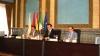 De izq a dcha, Luis Rodríguez, Jose Carlos Gómez y Manuel Rivera