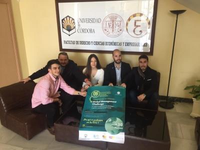 Equipo de la UCO clasificado en el Global Management Challenge