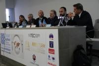Autoridades en la inauguración de las Jornadas