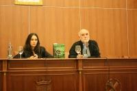 Tania Padilla y Pedro Ruiz