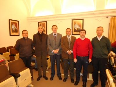 Participantes en el debate
