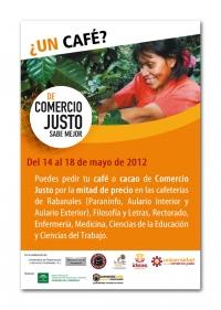 La UCO inicia la cuarta edición de su campaña de sensibilización sobre el Comercio Justo