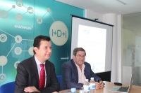 Justo Castaño (izq) y Valeriano Ruiz