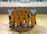 Equipo femenino de baloncesto