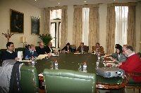 Los responsables de comunicación del ceiA3 se reunen en la UCO para elaborar las primeras lineas de proyección del consorcio