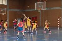 final del año pasado de baloncesto femenino UCO-UGR