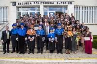Autoridades y graduados