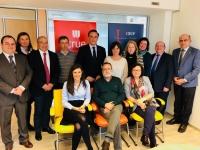 Delegación ibérica en Bruselas