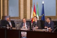 Intervención del rector de la Universidad de Córdoba en el cierre del Pleno del CEDU.