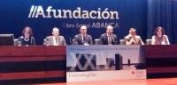 Inauguración de las últimas jornadas de la sectorial de I+D+i que preside Gómez Villamandos