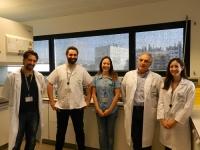 Imagen de los investigadores que han realizado el estudio