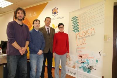 De izquierda a derecha, Pablo Rabasco, Albano García, Eulalio Fernández y Nuria Magaldi.