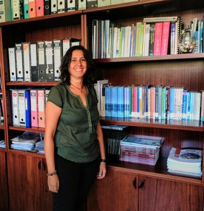 Paz Elipe, investigadora de la Universidad de Jaen y autora del artículo
