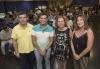 De izquierda a derecha, José Manuel Roldán, Ángel R. López, Carmen Michán, Julia Romero