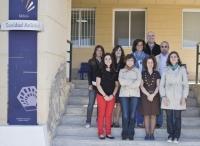 Grupo de investigadores de la Universidad de Córdoba