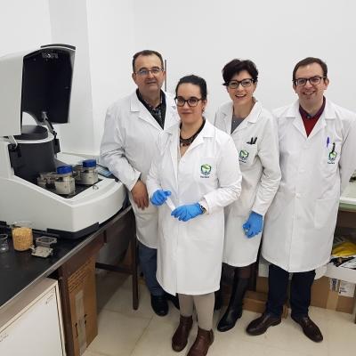 La Universidad de Córdoba patenta una segunda vida para la cáscara de arroz