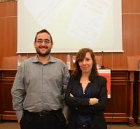 aime Almansa Sánchez y Ana Ruiz Osuna