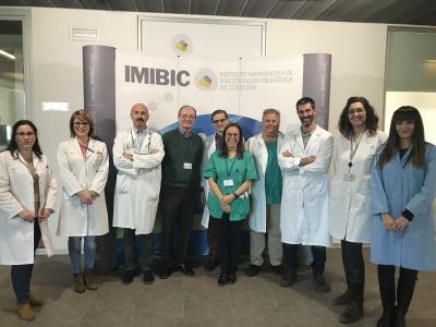 Investigadores del IMIBIC y del Hospital Universitario Reina Sofía