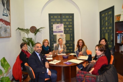 Miembros del Jurado del XXII Premio Leonor de Guzmán