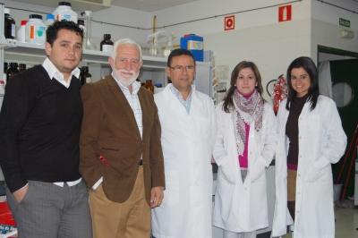 Investigadores del Departamento de Ingeniería Química y Química Inorgánica de la UCO